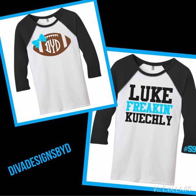 more photos 72ff0 ca6e3 Luke Kuechly Shirts + More!