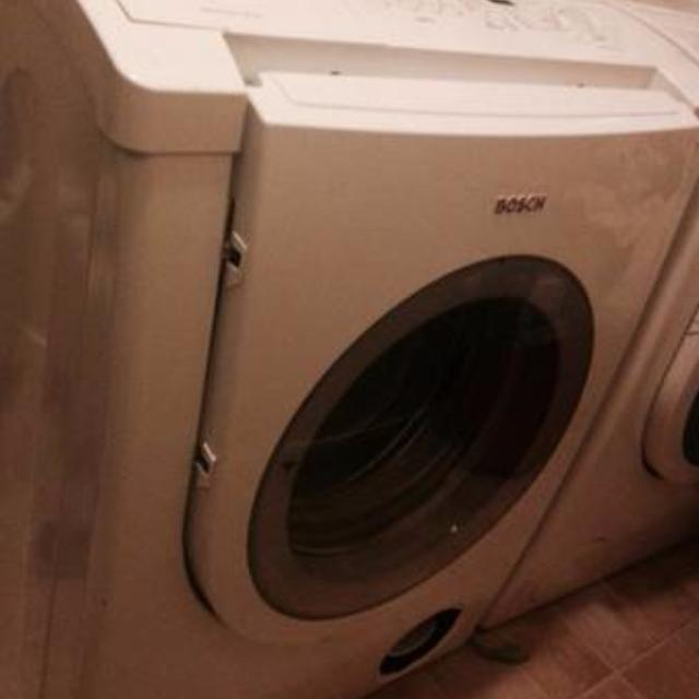 Bosch Net 500 Front Load Washer Washing Machine