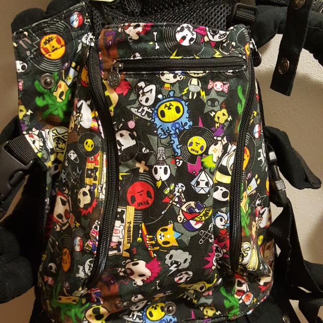 68821484c77 Find more Lillebaby All Seasons - Tokidoki Rebel for sale at up to ...