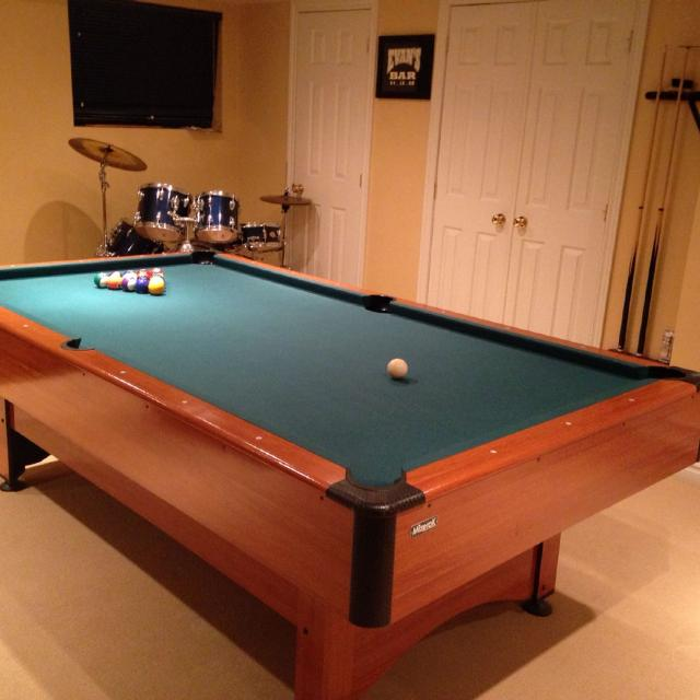 Find More Pool Table Dimensions Ft X Ft Inches X Ft - Pool table dimensions inches