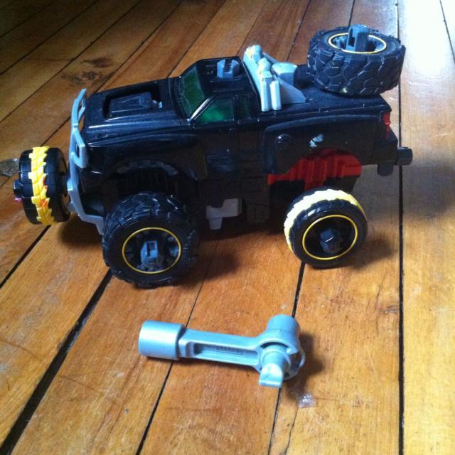 Build A Truck >> Tonka Build A Truck