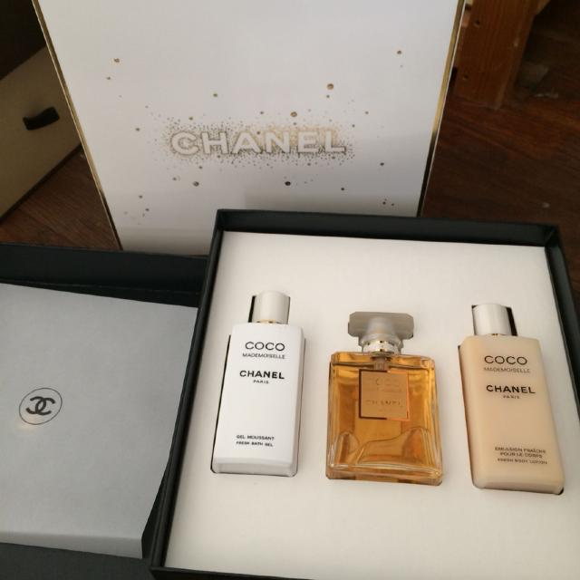 Best Chanel Coco Mademoiselle Gift Set For Sale In Austin Texas For