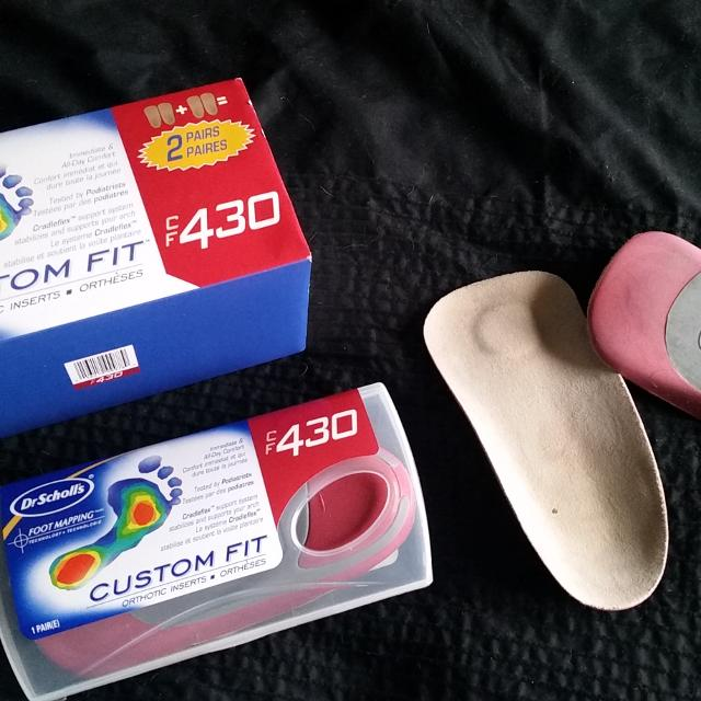 Best Dr Scholls Custom Fit Orthotic Inserts for sale in Oshawa ... Dr Scholls Foot Mapping Machine Locations on