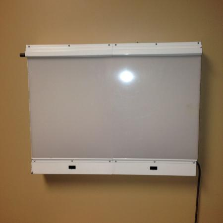 X-ray view box x2, used for sale  Canada