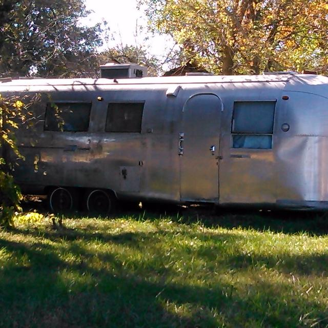 1966 Airstream Sovereign 30' long