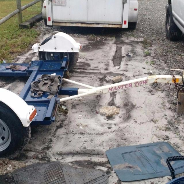 Best Master Tow Dolly For Sale In Jacksonville North Carolina For 2018