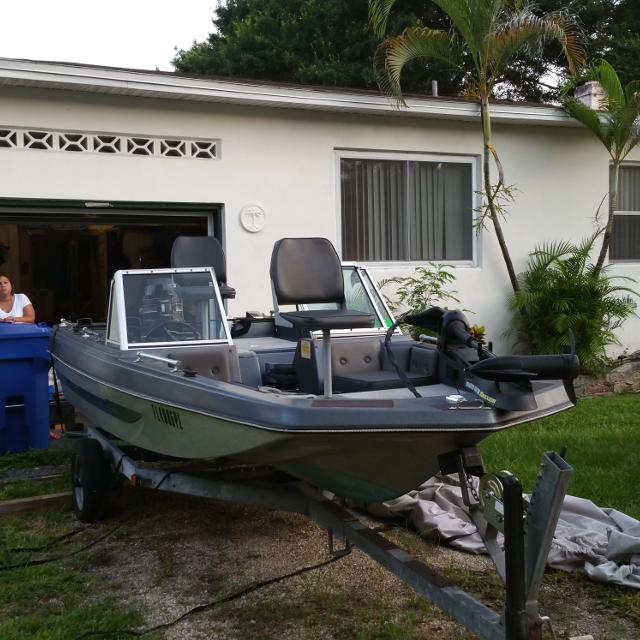 Best 1986 Procraft Bass Boat For Sale In Tampa Florida 2019
