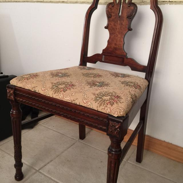 Antique Sligh Furniture Company Chair - Find More Antique Sligh Furniture Company Chair For Sale At Up To 90