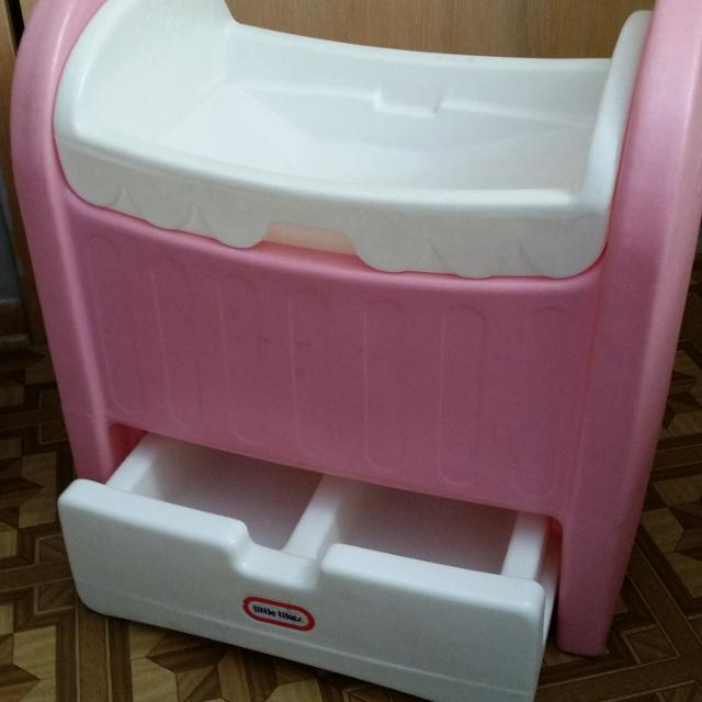 Find more Little Tikes Baby Crib/cradle. The White Cradle ...