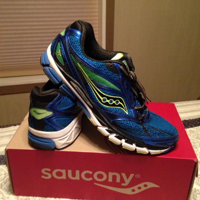 Saucony Power Gride Guide 8 Running Shoes About 2 Months Old Two Pair