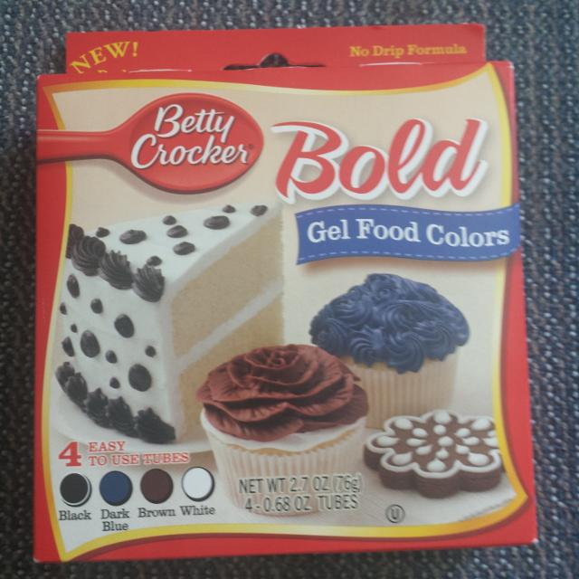 Find more Betty Crocker Bold Gel Food Colors( Can\'t Find Expiration ...