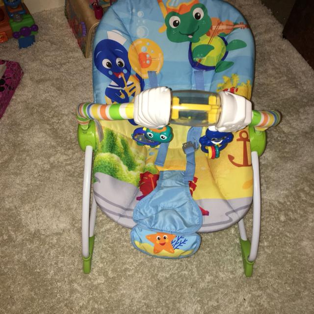 1db684ba9 Find more Baby Einstein Bouncer Like New Bouncy Seat for sale at up ...