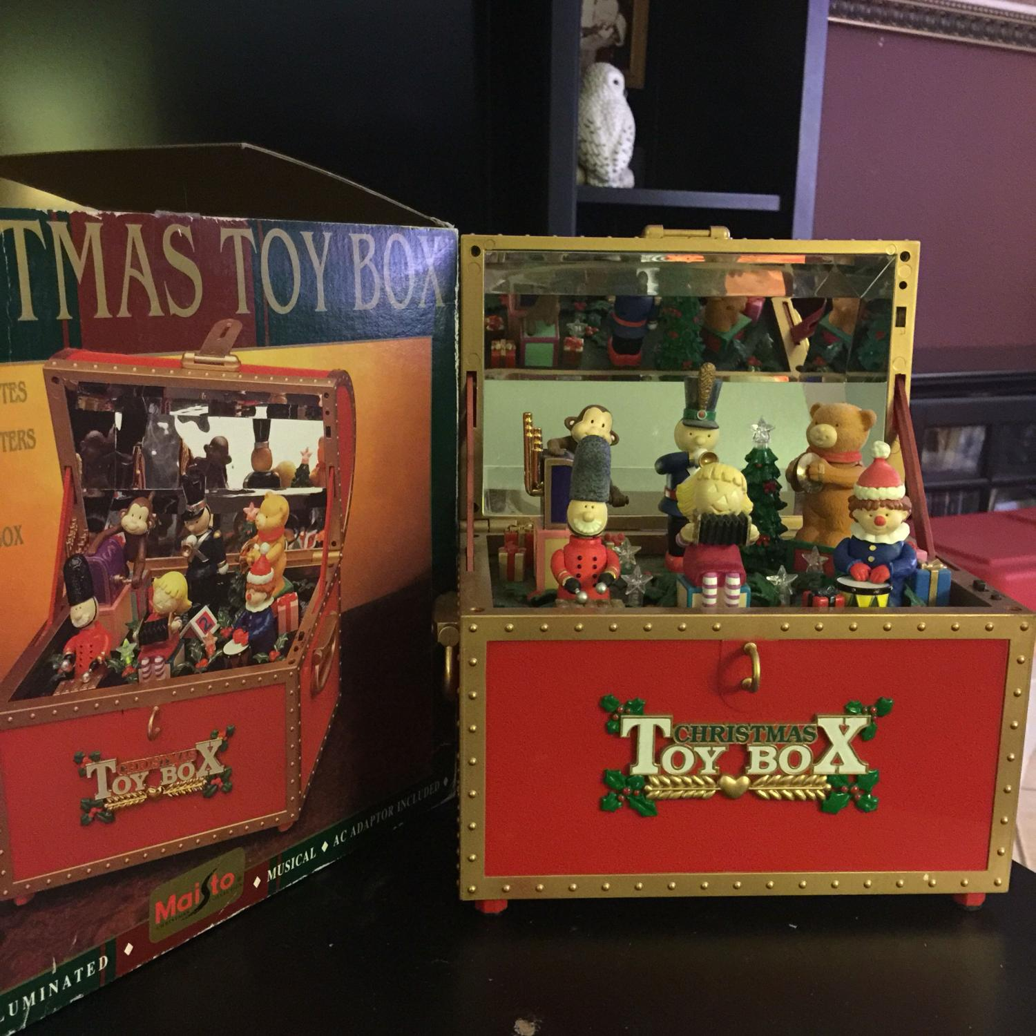 Christmas Toy Box : Find more christmas toy box music for sale at up to