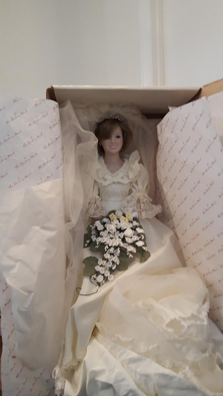 Best Princess Diana Doll Wedding Dress For Sale In Durham North Carolina For 2020