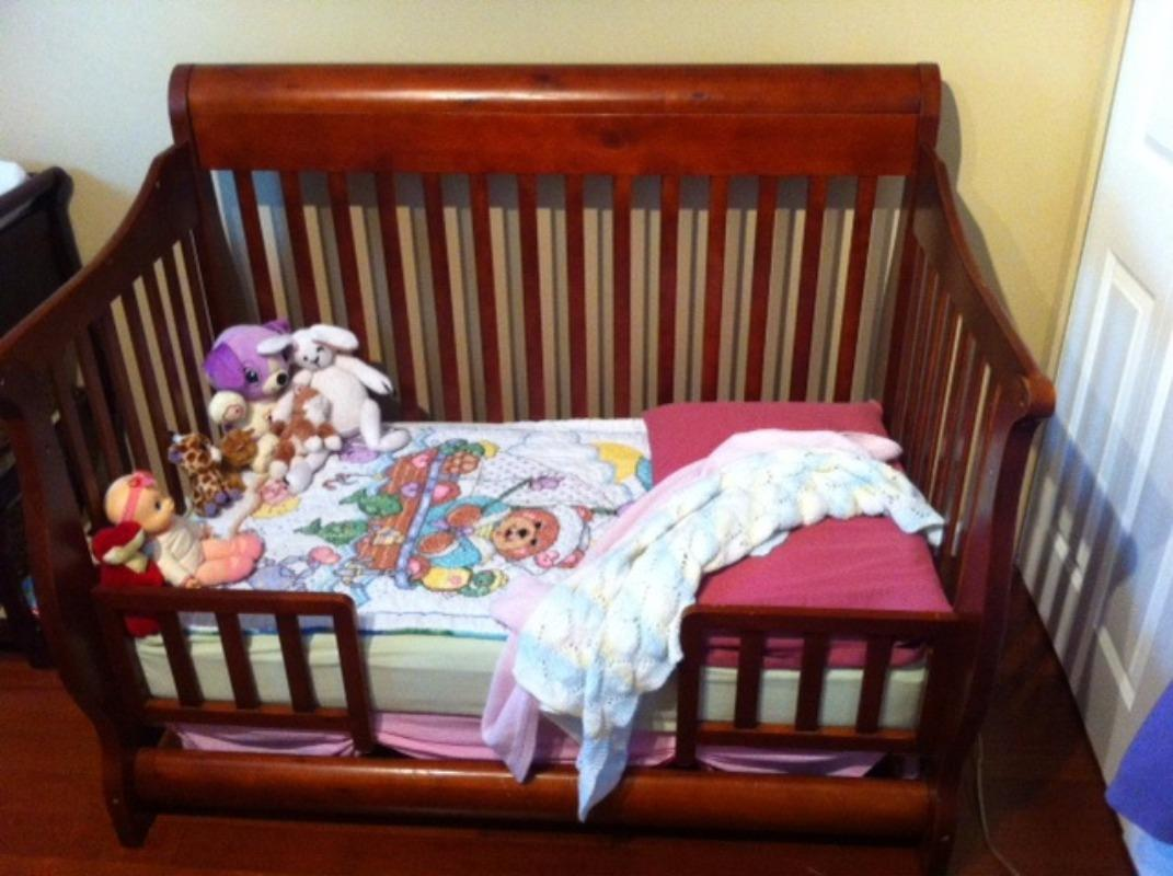 Crib for sale victoria bc - Find More Sears Billy 4 In 1 Convertible Crib For Sale At Up To 90 Off Victoria Bc