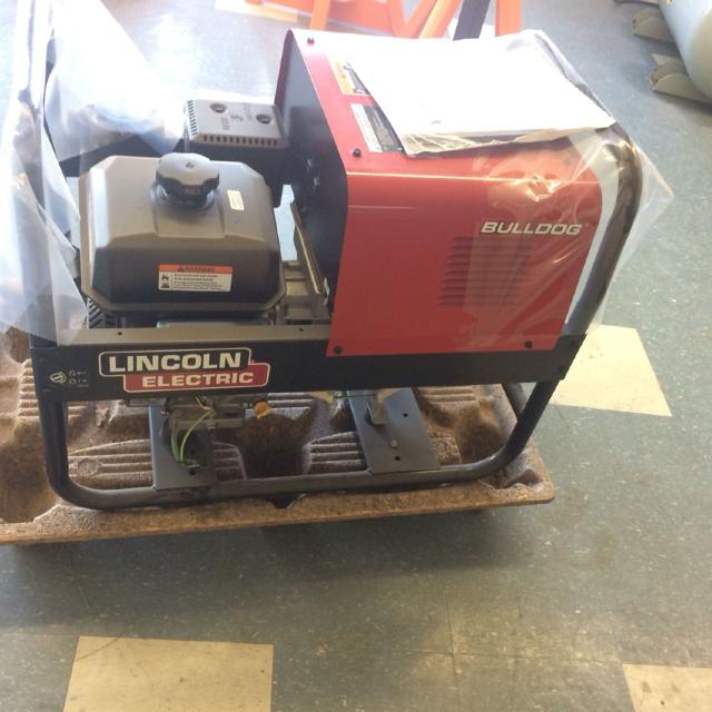 Lincoln electric welder/generator