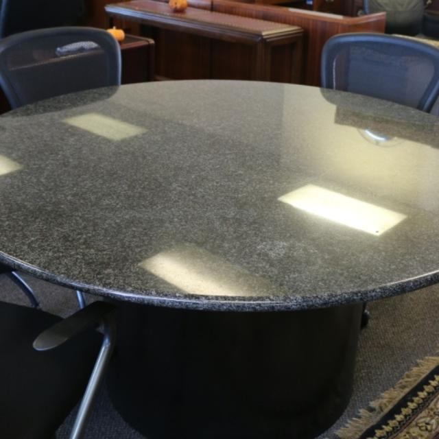 Find More Custom Black Granite Conference Table For Sale At Up - Granite conference table for sale