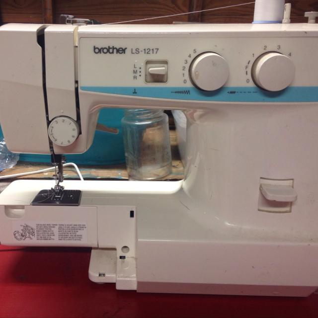 Find More Brother Ls 40 Sewing Machine For Sale At Up To 40% Off Fascinating Sewing Machine Brother Ls 1217