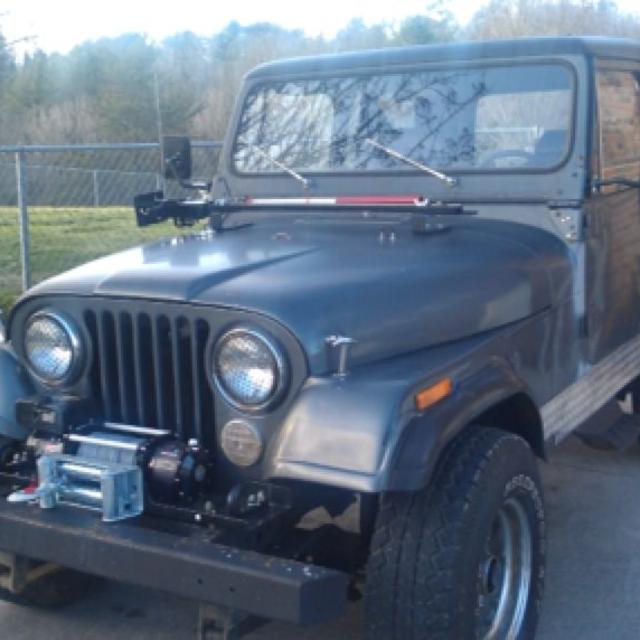 CJ 7 Jeep for sale
