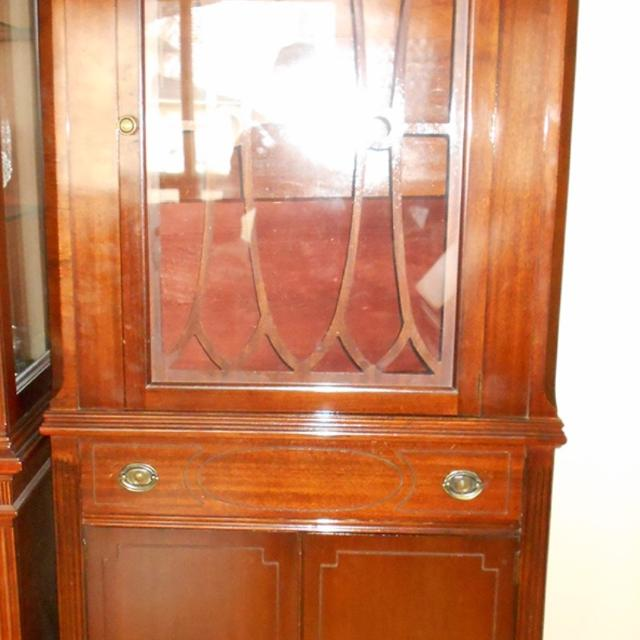 Best Antique Duncan Phyfe Brothers Buffet Hutch For Sale In Orillia