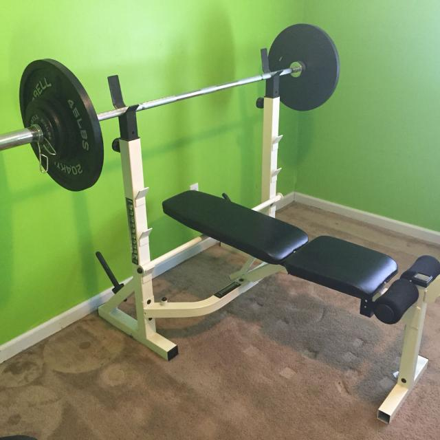 Find More Impex Powerhouse 750 Weight Bench For Sale At Up To 90 Off Richmond Va