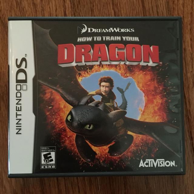 Find more how to train your dragon nintendo ds game for sale at up how to train your dragon nintendo ds game ccuart Choice Image
