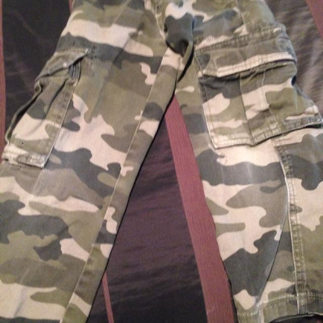 c45673ad82dbc0 Find more Cp Euc Boys Camp Pull On Cargo Size5 for sale at up to 90 ...