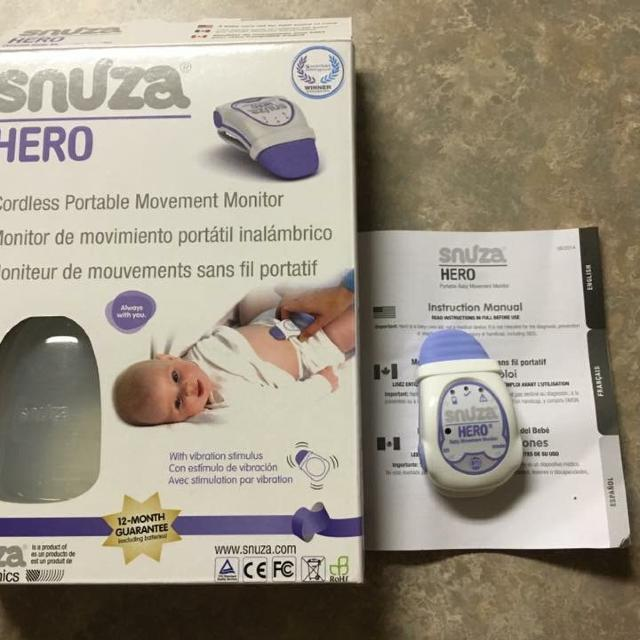 Find More Snuza Hero Baby Monitor For Sale At Up To 90 Off
