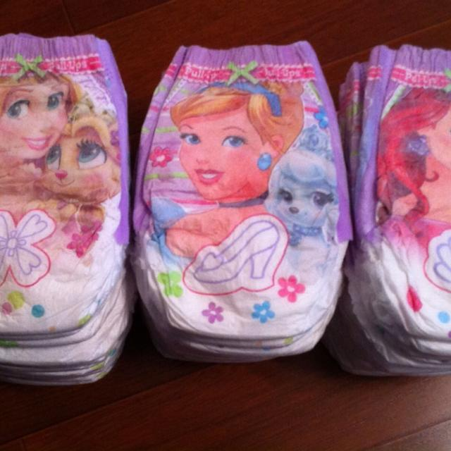 Find more 45 Size 2t-3t Disney Princess Pull Ups. Price Is ...