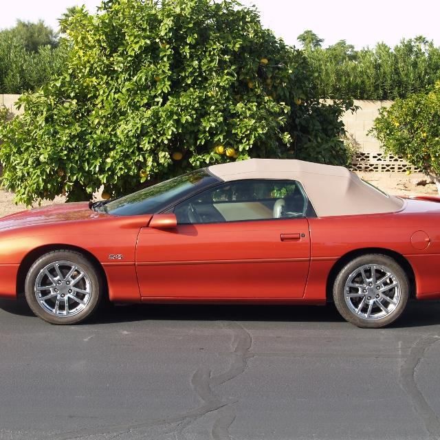 Best 2002 Chevrolet Camaro Slp Ss 35th Anniversary Edition For In Gilbert Arizona 2019