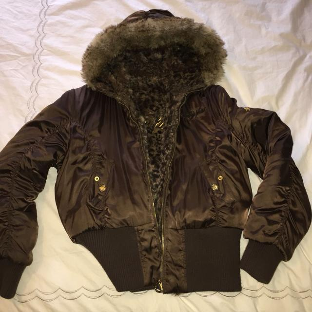 Baby Phat Clothes Classy Best Baby Phat Winter Coat Reversible Check Comments For More
