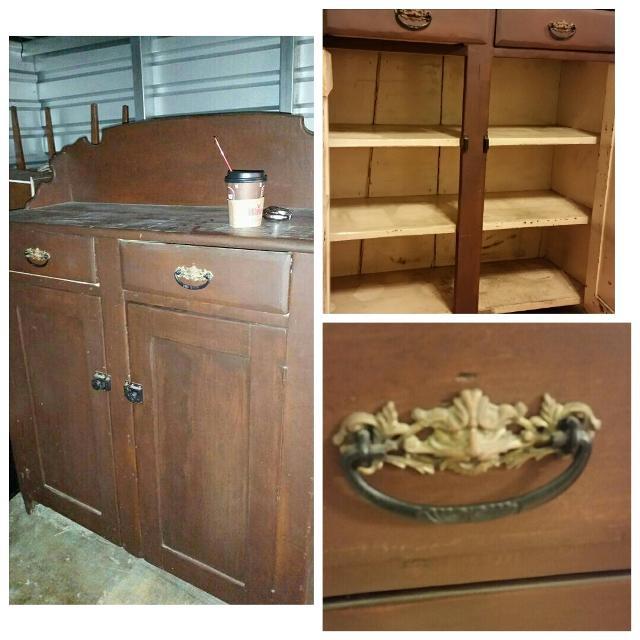 WWII 1800's, Antique, Jelly Cupboard, Storage, Era, Handmade - Best Wwii 1800's, Antique, Jelly Cupboard, Storage, Era, Handmade