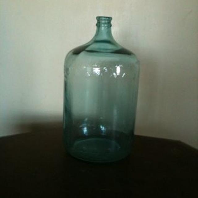 Best Vintage Arrowhead Puritas 5 Gallon Glass Water Bottle Jug New