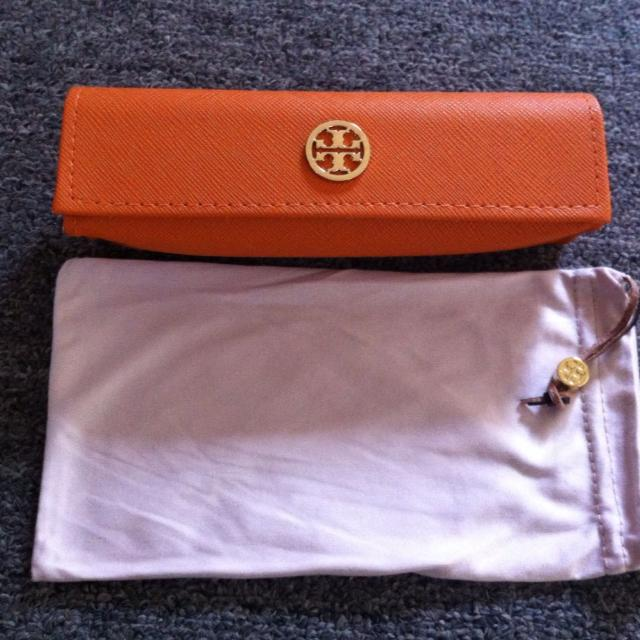 60b6d375433f Best New Authentic Tory Burch Eyeglass Case. Comes With A New Microfiber  Pouch for sale in Philadelphia, Pennsylvania for 2019