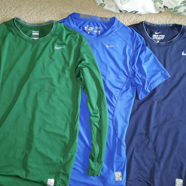 7004e9e00b758 Find more Nike Pro Combat Compression Shirts for sale at up to 90% off