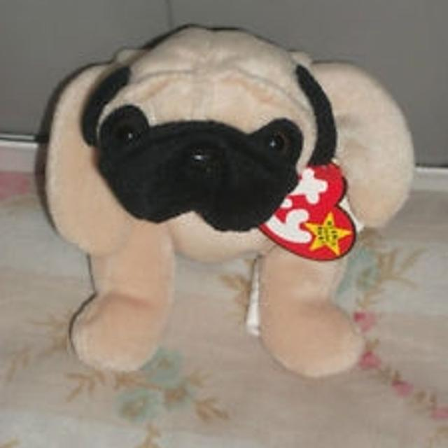 Best New~ty Beanie Baby Pugsly Style 4106 D.0.b 5-2-96 for sale in  Brampton 2942067d6e3