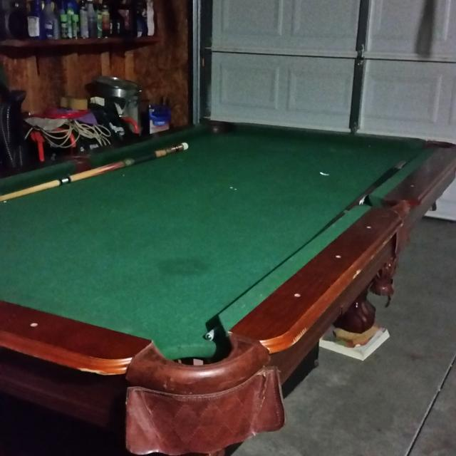 Best Or Inch Pool Table Comes With Balls Pool Stick And Rack - 7 inch pool table
