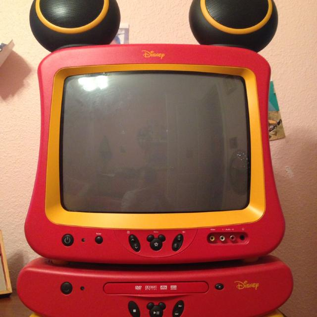 Find More Mickey Mouse Tv/dvd Player For Sale At Up To 90% Off