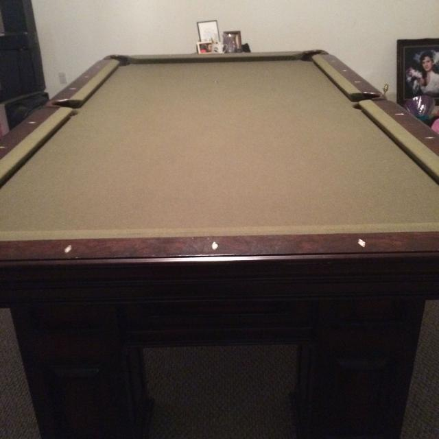 Best Foot Pool Table Located In Smithfield Nc For Sale In - Pool table raleigh