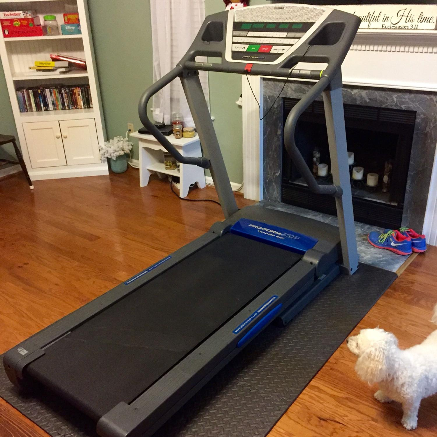 Proform Treadmill Xp 550: Find More Proform Xp Trainer 580 Treadmill For Sale At Up
