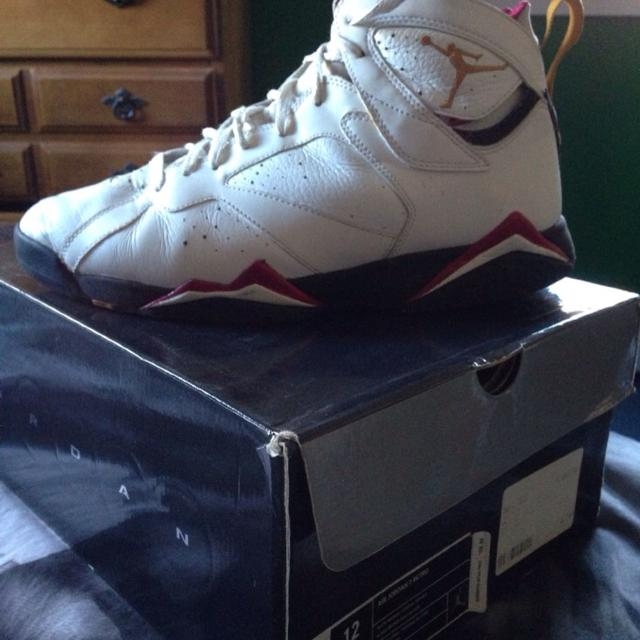 Best Jordan s 7 Retro Size 12 In Original Box. Small Seam Rip. 6 10 ... e3e0d168b