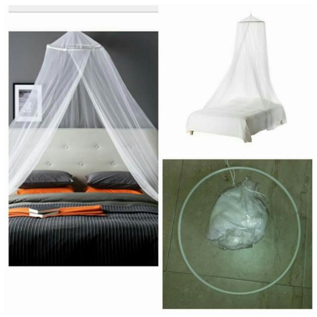 Find more ikea bryne white mosquito net princess bed or for Ikea i 10 houston tx