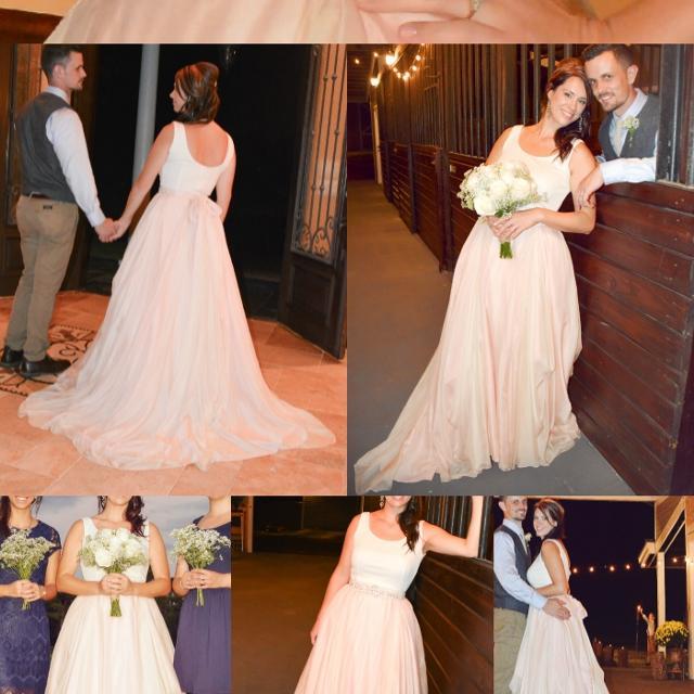 Like New Rustic Wedding Gown Carol Hannah S Kensington