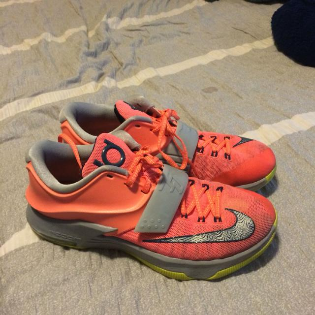 huge selection of 6b795 66483 Best Nike Kd 7 35,000 Degrees Basketball Shoes Size 10 for sale in Fuquay  Varina, North Carolina for 2019