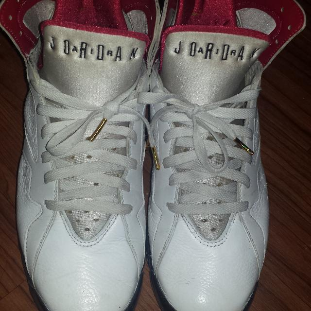 eab38759168 Best Jordan Cardinal 7s 2005 Paint Cracking Barely Noticeable Other Than  That It's A Clean Shoe 8/10 for sale in St. Charles, Illinois for 2019