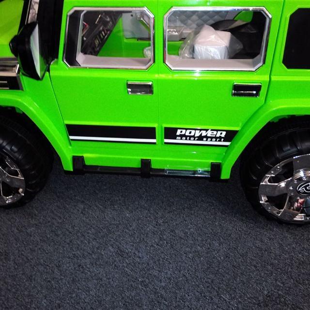 Best Children S Electric Toy Car Big Jeep Ride Parental Override