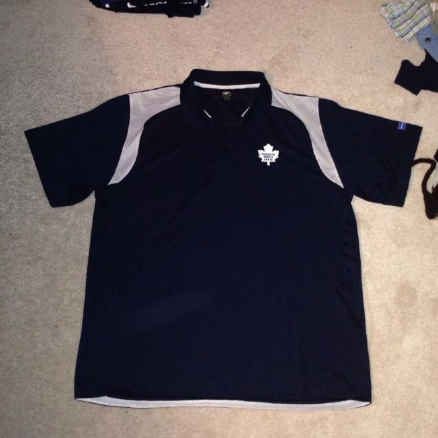 6e709a33d Find more Toronto Maple Leafs Golf Shirt for sale at up to 90% off