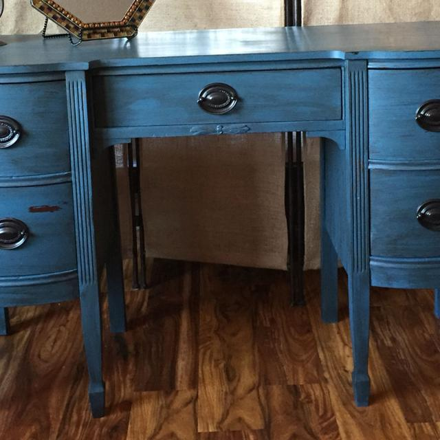 Find more Vintage Dresser/vanity Or Could Be Used As Desk ...