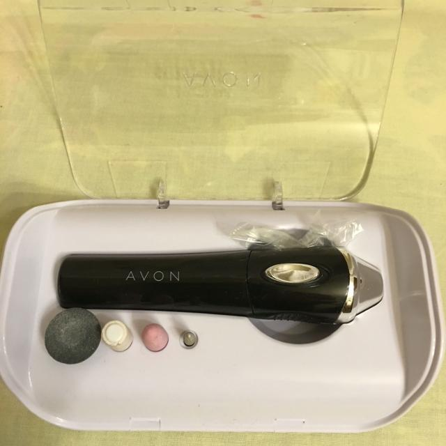Find more Avon Battery Operated Nail File. Euc Battery Included. for ...