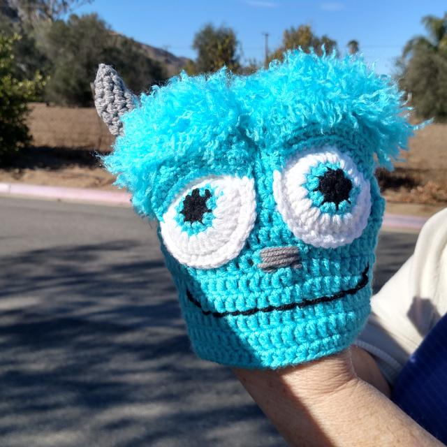 best sully from monsters inc perfect for a little one 12 1 2